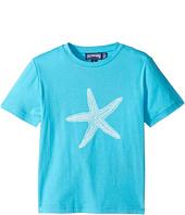 Vilebrequin Kids - Glow in the Dark Starfish Tee (Toddler/Little Kids/Big Kids)