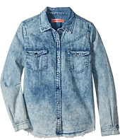 Blank NYC Kids - Denim Shirt in Acid Flashback (Big Kids)