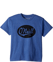 O'Neill Kids - Property Screen Short Sleeve Tee (Toddler/Little Kids)