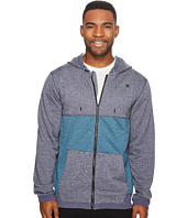 Hurley - Dri-FIT Dispersed Blocked Full-Zip Hoodie