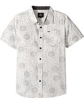 Rip Curl Kids - Chiba Short Sleeve Shirt (Big Kids)