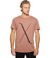 nANA jUDY - Brunswick T-Shirt with Cross Print