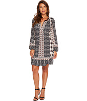 Hale Bob - Good Vibrations Matte Microfiber Jersey Dress