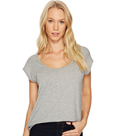 Alternative - Organic Pima Cotton Melrose Scoop Tee