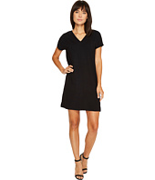 Lilla P - Double V-Neck Dress