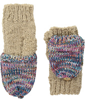 San Diego Hat Company - KNG3466 Fingerless Marl Gloves