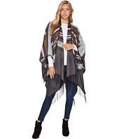 San Diego Hat Company - BSP3540 Poncho with Fringe