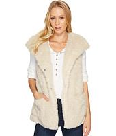 Dylan by True Grit - Ultra Soft Sherpa Cozy Pocket Vest