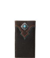 M&F Western - Turquoise Stone Concho Rodeo Wallet