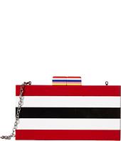 Circus by Sam Edelman - Striped Box Clutch