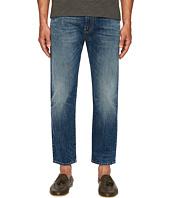 Vince - Cropped Five-Pocket Jeans