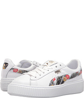 Puma Kids - Basket Platform Aloha (Big Kid)