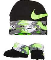 Nike Kids - 2-Pair Pack Primal Hat & Bootie (Infant)