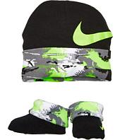 Nike Kids - 2-Pair Pack Primal Hat & Bootie (Infant)