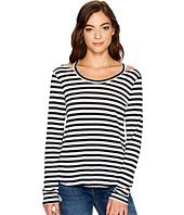 LNA - Stripe Bolero Long Sleeve