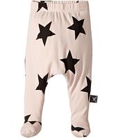 Nununu - Star Footie Baggys Pants (Infant)