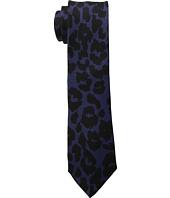 Paul Smith - 6cm Leopard Tie