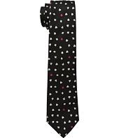Paul Smith - 6cm Heart, Clover, Diamond Club Tie