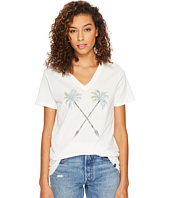 Hurley - Fronds narrows Premium V-Neck In