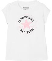 Converse Kids - Chuck Patch Tee (Toddler/Little Kids)