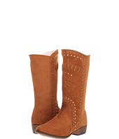 kensie girl Kids - Suede Artisan Boot (Little Kid/Big Kid)