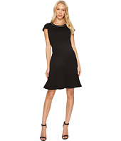 MICHAEL Michael Kors - Grommet Chain Laced Dress