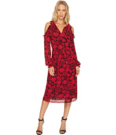 MICHAEL Michael Kors - Garden Cold Shoulder Dress