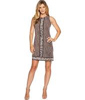 MICHAEL Michael Kors - Cheetah Sleeveless Border Dress