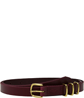 Fossil - Triple Keeper Skinny Belt