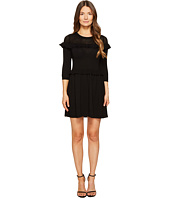 Boutique Moschino - Long Sleeve Knit Dress
