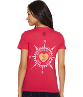 Life is Good - Compass Heart Crusher Tee