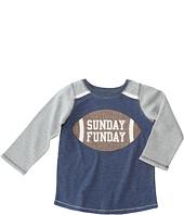 Mud Pie - Football Sunday Funday Long Sleeve Shirt (Infant/Toddler)