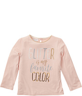 Mud Pie - Glitter Long Sleeve Shirt (Infant/Toddler)