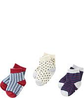 Mud Pie - Holiday Best Sock Set (Infant)