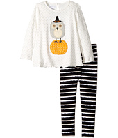 Mud Pie - Halloween Owl Tunic & Leggings Set (Infant)