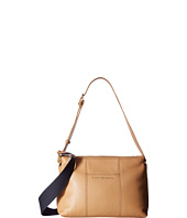 Tommy Hilfiger - Pauletta Convertible Pebble Leather Hobo