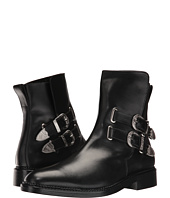 Toga Virilis - Leather Western Buckle Boot