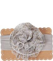 Mud Pie - Jumbo Mesh Puff Headband (Infant/Toddler)