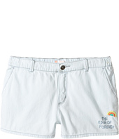 Roxy Kids - West Coast and U Denim Shorts (Toddler/Little Kids/Big Kids)