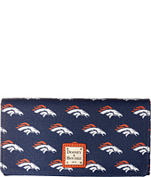 Dooney & Bourke - NFL Signature Daphne Crossbody Wallet
