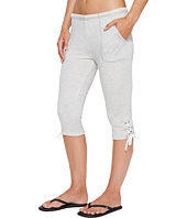 Hard Tail - Lace-Up Capris