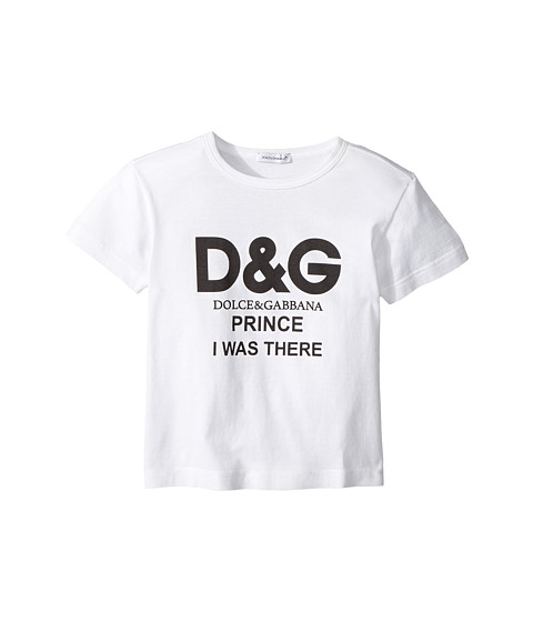 Dolce & Gabbana Kids Prince T-Shirt (Toddler/Little Kids)