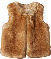 Chloe Kids - Sleeveless Faux Fur Vest (Little Kids/Big Kids)