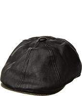 Stacy Adams - Faux Leather 8/4 Cap