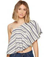 XOXO - One Shoulder Top