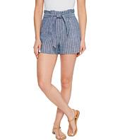 XOXO - Stripe Printed Shorts