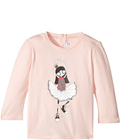 Little Marc Jacobs - Essential Long Sleeve T-Shirt (Infant)