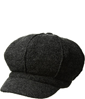 SCALA - Boiled Wool Newsboy