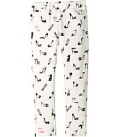 Moschino Kids - All Over High Heel Print Pants (Little Kids/Big Kids)