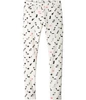 Moschino Kids - All Over High Heel Print Pants (Big Kids)
